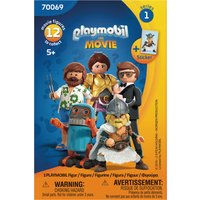 'Playmobil 70069 Playmobil: The Movie Figure Blind Bag Series 1 Assortment