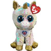 TY Royal Unicorn Flippable