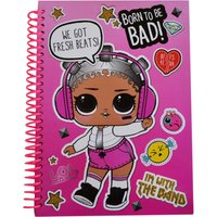 LOL Surprise A5 Notebook - Lol Surprise Gifts