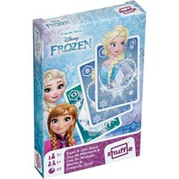 Frozen Pairs and Old Maid cards - Cards Gifts