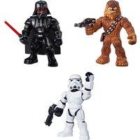Star Wars Galactic Heroes Mega Mighties 10-Inch Action Figure
