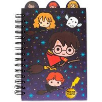 Harry Potter Light Up Notebook with 3 x Dividers