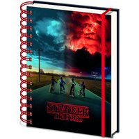 Stranger Things (Mind Flayer) 3D Notebook