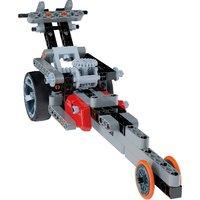Clementoni Science Museum Mechanics Lab - Roadster & Dragster