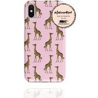 Coconut Lane Giraffe Phone Case - Iphone 6/7/8 Plus