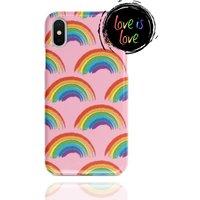 Coconut Lane Rainbow Pride Phone Case - Iphone 6/7/8