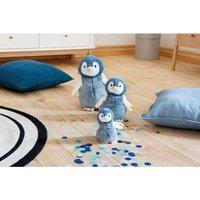 Steiff Soft Cuddly Friends Paule Penguin (Blue/White)