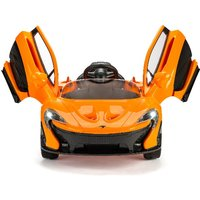 Click to view product details and reviews for Mclaren P1 Electric Ride on Orange.