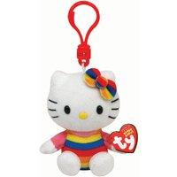 TY Hello Kitty Cupcake Clip