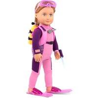 Our Generation Hattie Marine Biologist Doll