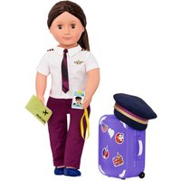 Our Generation Kaihily Pilot Doll - Doll Gifts