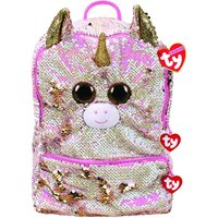 TY Fantasia Flippable Square Backpack