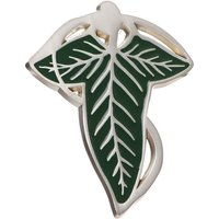 Lord of the Rings Elven Leaf Pin Badge - Rings Gifts