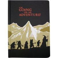 The Hobbit A5 Notebook - Notebook Gifts