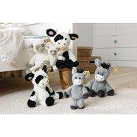 Steiff Soft Cuddly Friends Lita Lamb (White/Taupe)