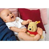 Steiff Disney Winnie the Pooh Music Box (Blond)