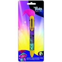 Trolls World Tour (Pump Up The Volume) Multi Colour Pen