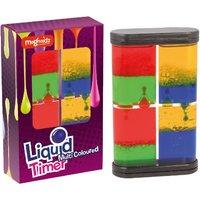 Magnoidz Multi Coloured Liquid Timer