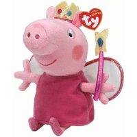 TY Peppa Pig Princess Beanie