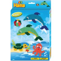 Hama Beads Dolphin Hanging Box - Dolphin Gifts