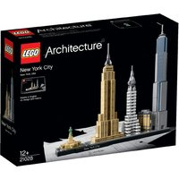 LEGO Architecture New York City 21028 - Architecture Gifts