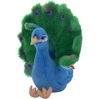 Hamleys Pearce Peacock Soft Toy