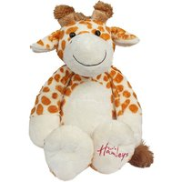 Hamleys Quirky Giraffe Soft Toy