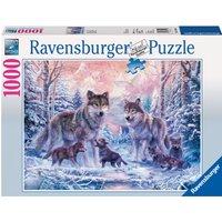Ravensburger Arctic Wolves 1000 Piece Puzzle - Wolves Gifts
