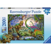 Ravensburger Dinosaurs 200 Piece Jigsaw Puzzle - Jigsaw Puzzle Gifts