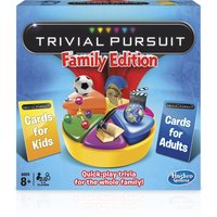 Trivial Pursuit Family Edition Board Game - Board Game Gifts