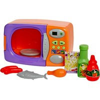 Tim & Lou Microwave & Accessories - Dolls Gifts