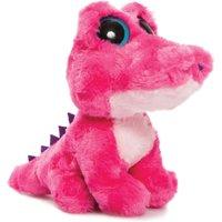 Yoohoo & Friends Hot Pink Smilee Alligator 5