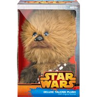 Star Wars  15-Inch Talking Chewbacca Soft Toy