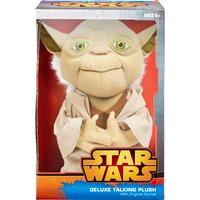 Star Wars  Deluxe Talking Yoda Soft Toy
