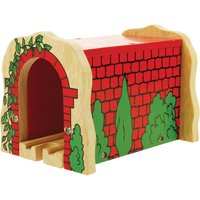 Bigjigs Rail Red Brick Tunnel - Hamleys Gifts