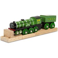 Bigjigs Rail Flying Scotsman Locomotive - Hamleys Gifts
