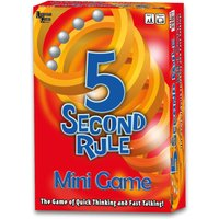 5 Second Rule Mini Board Game