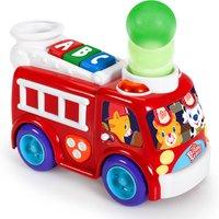Having A Ball Fire Truck & School Bus - School Gifts