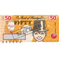£50 Hamleys Gift Voucher