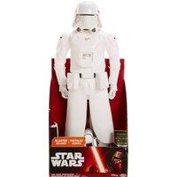 Star Wars VII 20-Inch First Order Snow Trooper Figure