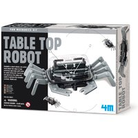 4M Fun Mechanics Table Top Robot - Mechanics Gifts
