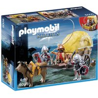 Playmobil Hawk Knights Camouflage Wagon 6005 - Camouflage Gifts