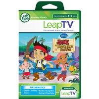 LeapFrog Disney Jake & The Neverland Pirates LeapTV Software