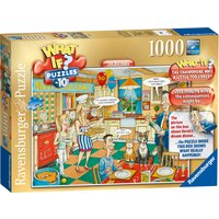Ravensburger WHAT IF? The Birthday 1000 Piece Puzzle - Ravensburger Gifts
