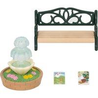 Sylvanian Families Bench & Fountain - Sylvanian Families Gifts