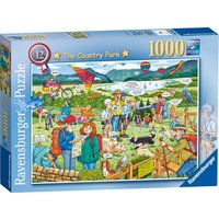 Ravensburger Best Of British The Country Park 1000 Piece Puzzle - Ravensburger Gifts