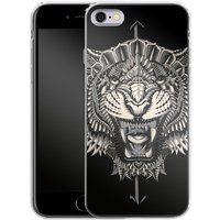 Apple iPhone 6s Silikon Handyhülle - Eye Of The Tiger von BIOWORKZ