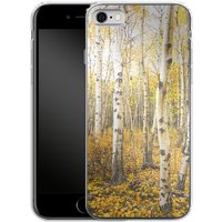 Apple iPhone 6s Silikon Handyhülle - Fallen Leaves von Joy StClaire