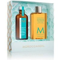 Moroccanoil Home & Away Set Light - Limited Edition haarverzorgingsset