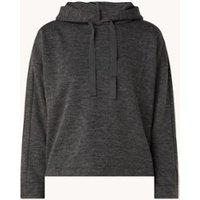MANGO Maxime hoodie met gemêleerd dessin